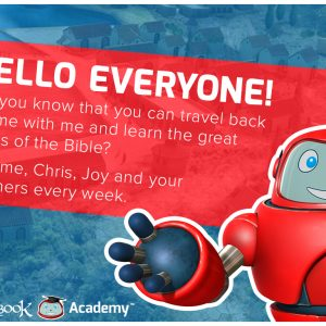 Superbook Academy Get Ready Slide