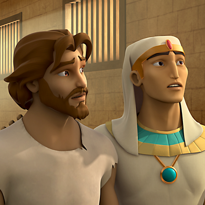 Joseph and Pharaoh's Dream